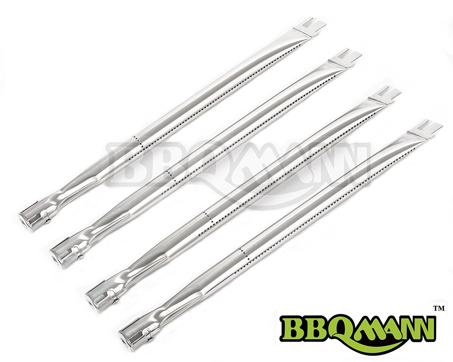 BD041 (4-pack) Replacement Straight Stainless Steel Burner