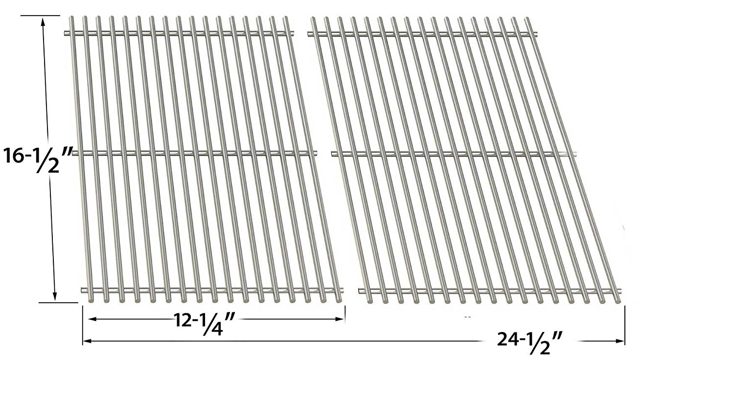 Stainless Steel Cooking Grid For Charbroil Cooking