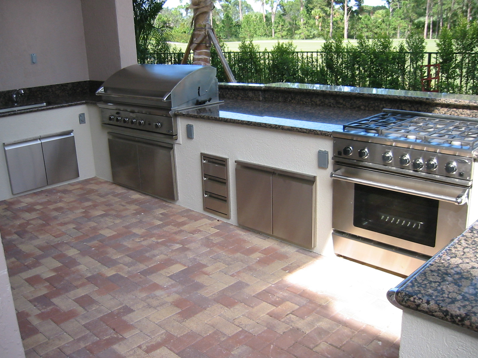 outside kitchen designs aid attachments outdoor design images grill repair com barbeque