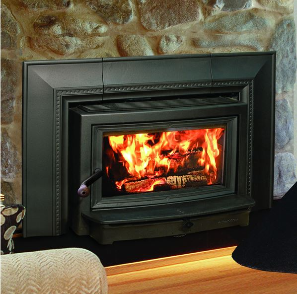 Wood Burning Fireplace Inserts Firebox  Heat Efficient Fireplaces in Boston Sudbury MA
