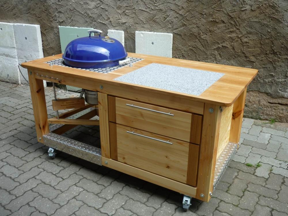 Emejing Mobile Outdoor Küche Selber Bauen Images ...
