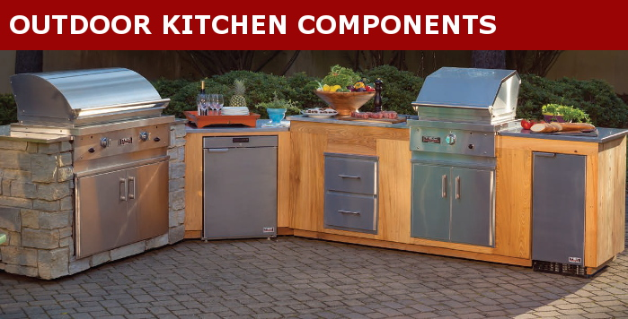 Outdoor Kitchen Components  Great Savings on TEC Gas