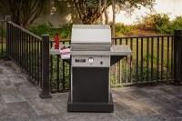 TEC Patio FR 1 Burner Infrared Gas Grill - Great Savings ...