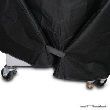 Broil-master Grill-Abdeckhaube Abdeckung Haube Schutzhülle Rostschutz z.B. für BBQ Gasgrill Grill 5+1 (155 x 115 x 65 cm) mit gesäumten Kanten -