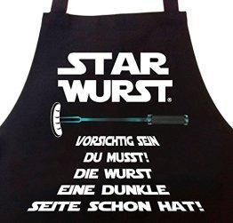 Grillschürze - Star Wurst -