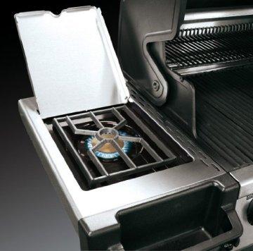 IMPERIAL 690 XL Gasgrill 17,5 kW Edelstahl-Stabbrenner Broil King -