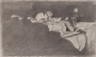 Untitled (Study for American Tragedy)
