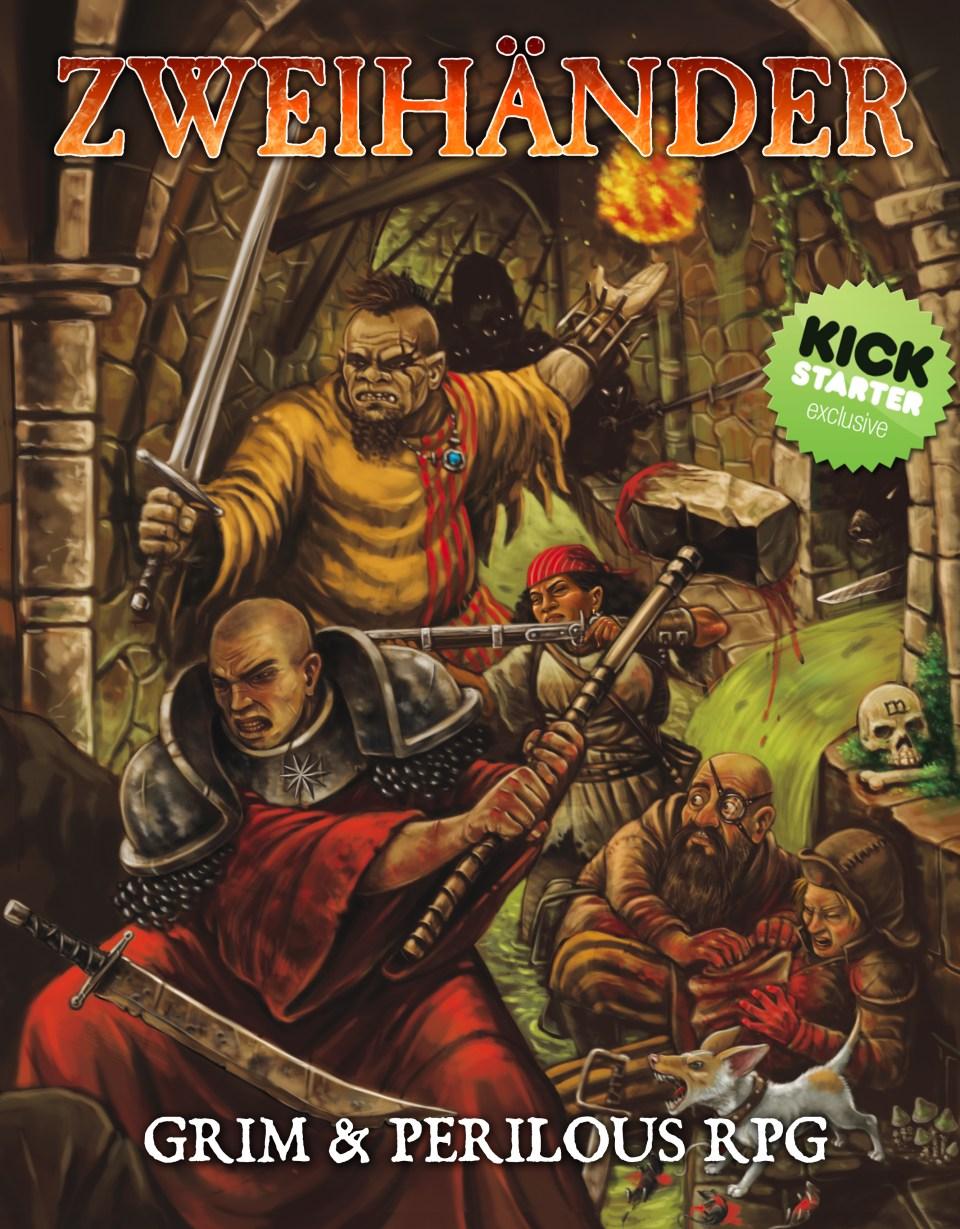 Image result for zweihander kickstarter covers