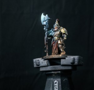 How to Paint: Legio Custodes – Standard Warden
