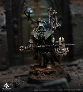 How to Paint: Adeptus Mechanicus - Tech-Priest Enginseer