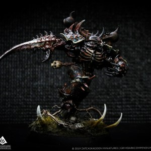 How to Paint: Black Legion - Greater Possessed