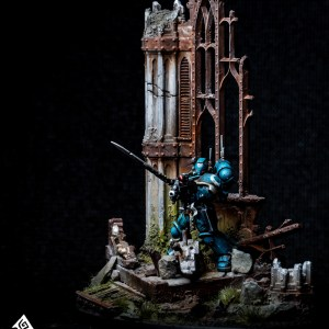 How to Paint: Ultramarines Complete Series (Four Part)