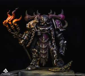 How to Paint: Emperor's Children - Chaos Marine