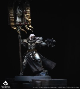 How to Paint: Sisters of Battle - The Sacred Rose