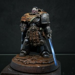 Converting Grimdark Miniatures - Ltd Amulius by k03rnl