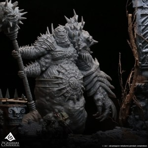 How to Paint in the Grimdark Style: Dark Gods - Part Two