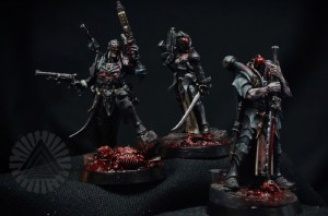 How To Build and Paint Grimdark: YOD Deathcult Assassins 03
