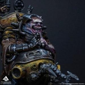 How to Paint: Ondroma-Warband Part Two