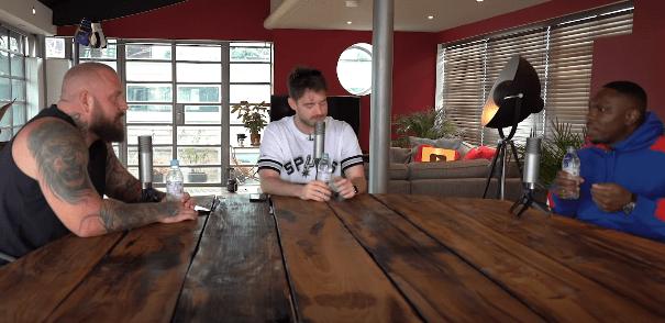 Dizzee Rascal Talks About It All on The True Geordie Podcast [Video]