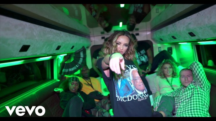 Image result for Little Mix - Wasabi (Official Video)
