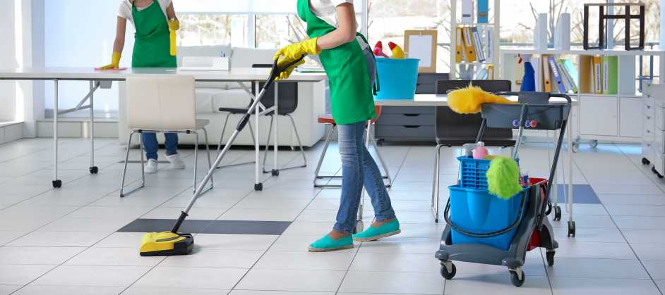 Choosing a Commercial Cleaning Company in Springfield Missouri