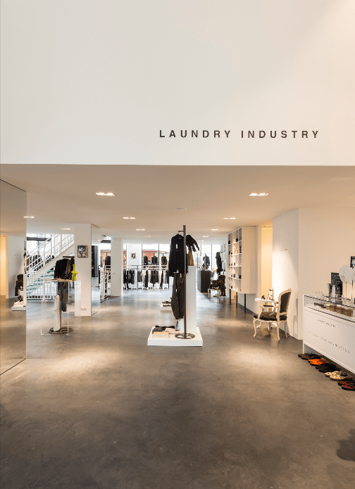 Laundry Industry - Amsterdam