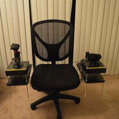 Desk Chair For Back Pain Traditional Wingback Diy Hotas – Grimmash On Gaming