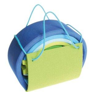 niebiesko-zielony