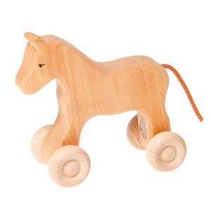 Drewniany Koń Mały