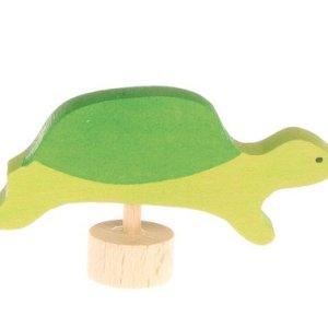 drewniana figurka żółw grimm's