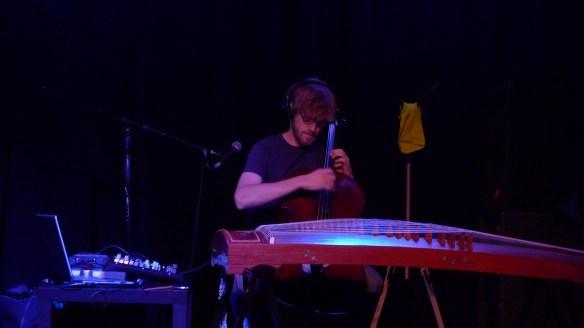 BRAIN GRIMMER live @ Frequency | Photo: Angela C Villa