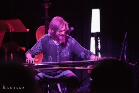 BCG on guqin zither w/ Brothers Grimm @ Color Field Contemporary Music Festival | (c) Aleksandr Karjaka