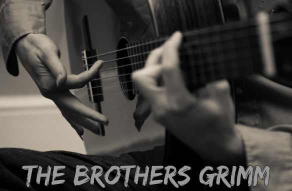 The Brothers Grimm_EPK Banner Huge AJ Guit 1