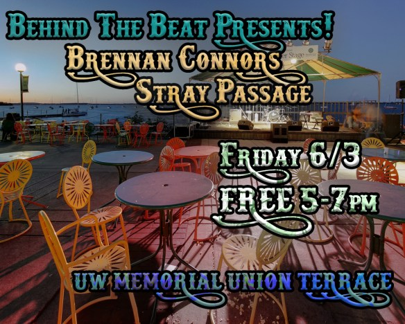 6-3 BCSP Live at Memorial Union Terrace