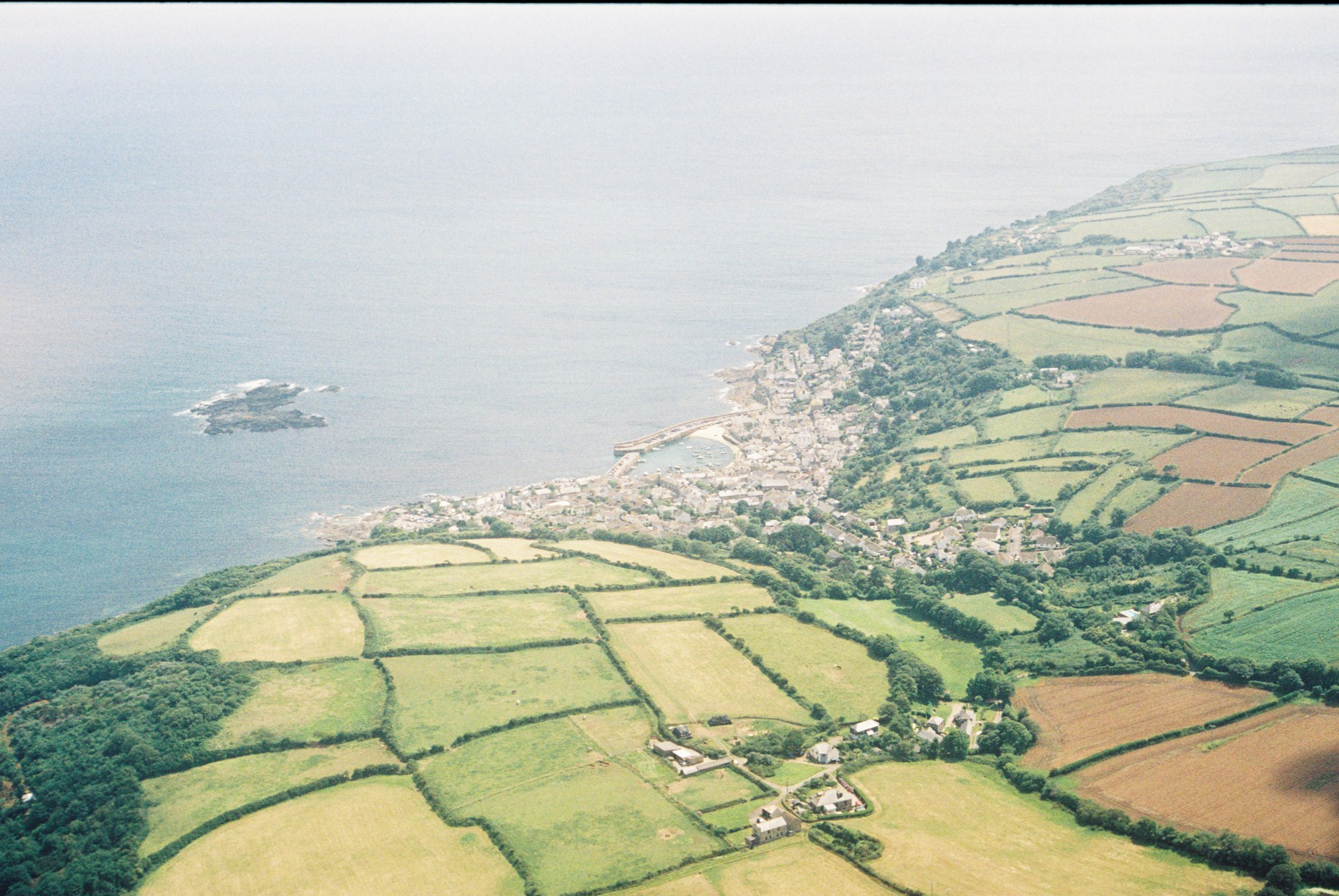 Patchwork Quilt of Mousehole