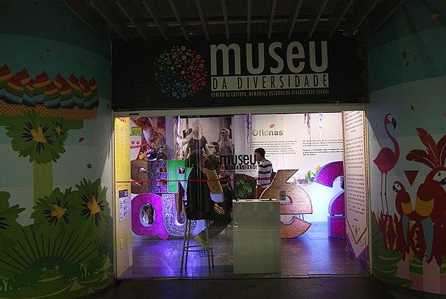 Museu da Diversidade Sexual