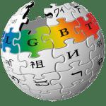 LGBT sur logo wikipedia