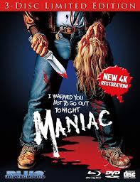 Maniac - Caroline Munro