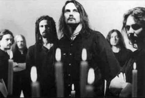 My Dying Bride interview - Aaron