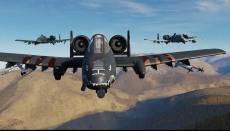 Flight of A-10C
