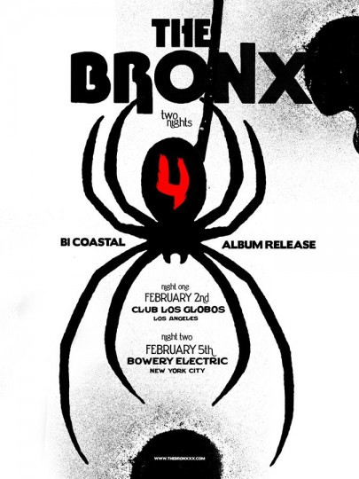 The Bronx Los Globos
