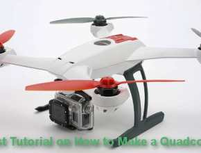 9 best tutorial on how to make a quadcopter