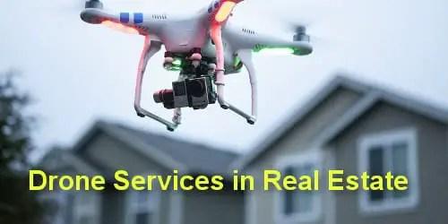 drones real estate