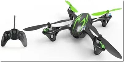 control drones work