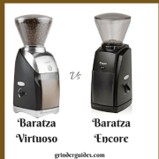 Baratza encore vs virtuoso- Compare The Best One