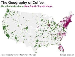 20 Storyteller Maps of the United States of America