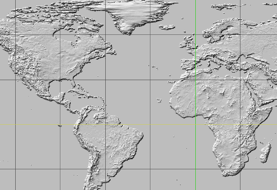 Free World DEM Data D In Your Computer - Digital elevation model download