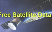 Free Satellite Data