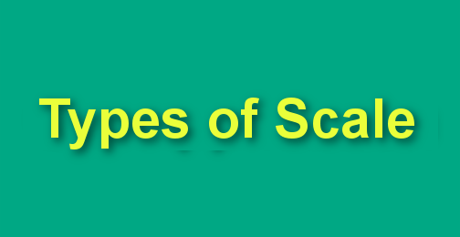 Types of Scale in Geography – Know all about it on