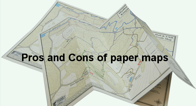 paper pros and cons